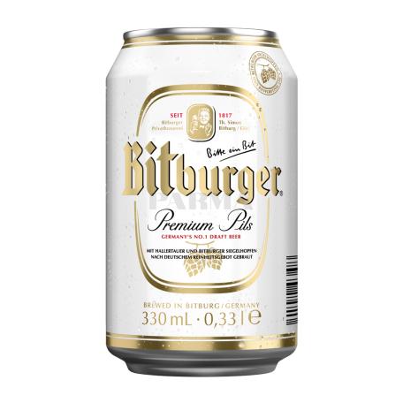 Գարեջուր «Bitburger» 330մլ