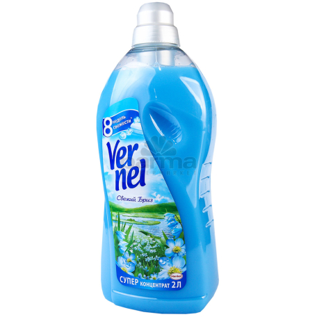 Լվացքի փափկեցնող միջոց «Vernel» 1.82լ
