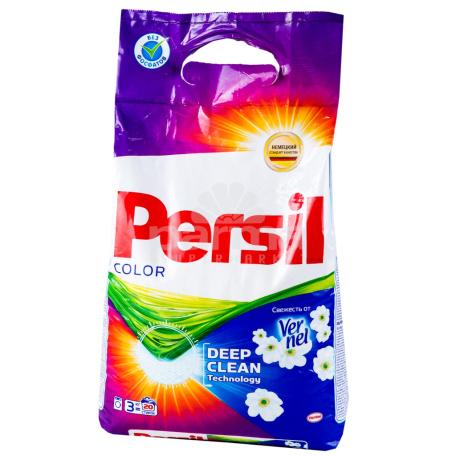 Փոշի լվացքի «Persil Vernel» ավտոմատ, գունավոր 3կգ