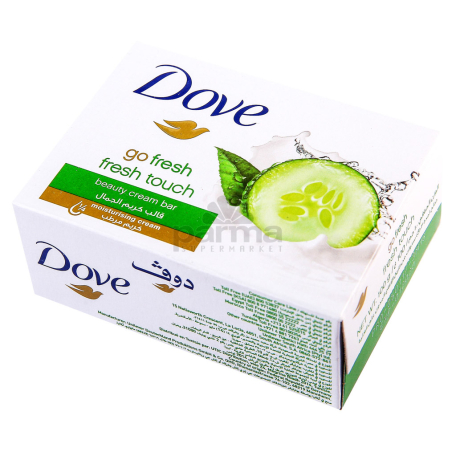 Օճառ «Dove Fresh Touch» 100գ
