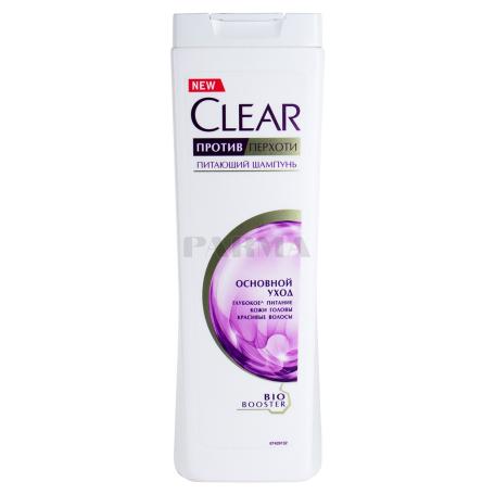 Շամպուն «Clear Woman» թեփի դեմ 400մլ