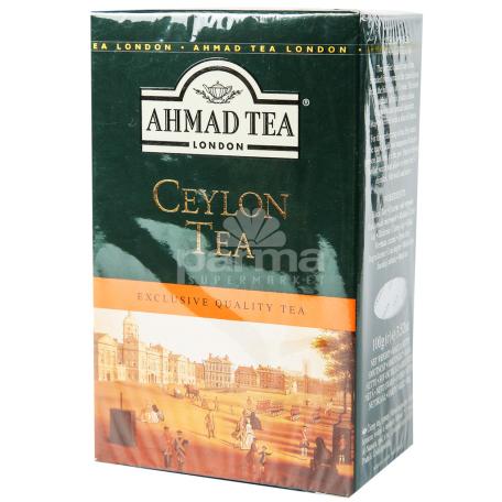 Թեյ «Ahmad Ceylon Tea» 100գ