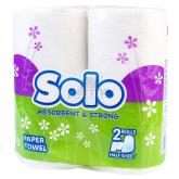 Սրբիչ խոհանոցի «Solo» 2 հատ
