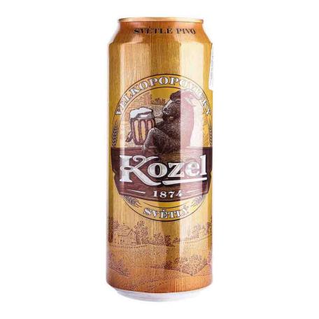 Գարեջուր «Kozel» 500մլ