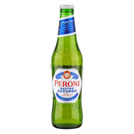 Գարեջուր «Peroni Nastro Azzurro» բաց 330մլ