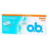 Տամպոններ «o.b. ProComfort Super»
