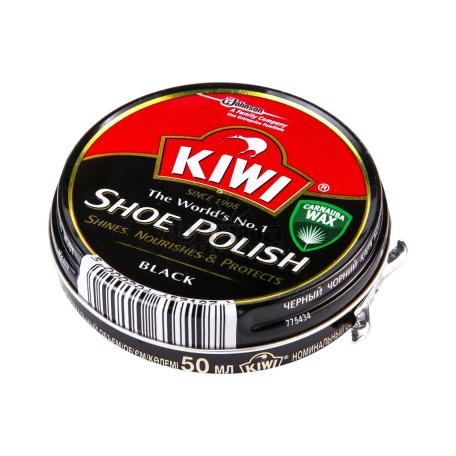 Կրեմ կոշիկի «Kiwi» սև 50մլ