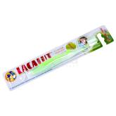 Ատամի խոզանակ «Lacalut» 4+