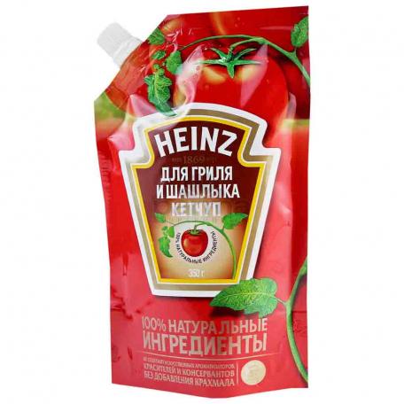 Կետչուպ «Heinz» գրիլ և խորոված 350գ