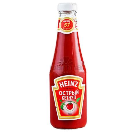 Կետչուպ «Heinz» կծու 342գ