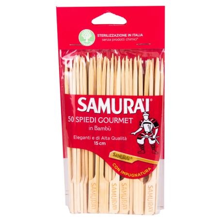 Փայտիկներ սննդային «Samurai Gourmet» 15սմ