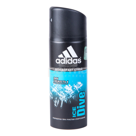 Հակաքրտինքային միջոց «Adidas Ice Dive» 150մլ