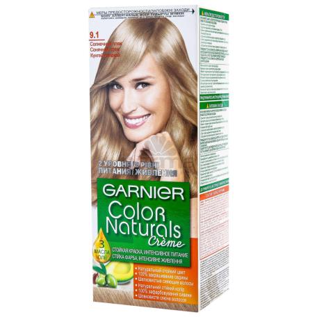 Մազի ներկ «Garnier Color Naturals N9.1»