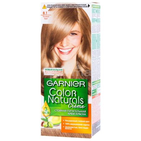 Մազի ներկ «Garnier Color Naturals N8.1»