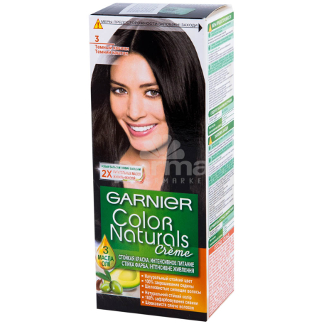 Մազի ներկ «Garnier Color Naturals N3»