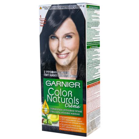 Մազի ներկ «Garnier Color Naturals N1»