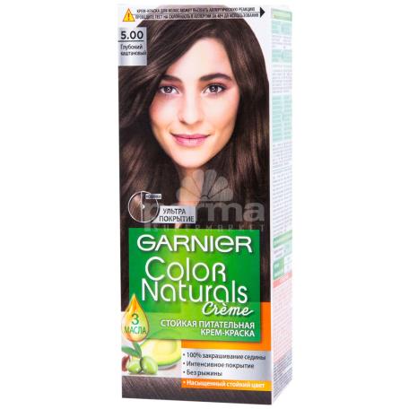 Մազի ներկ «Garnier Color Naturals N5»