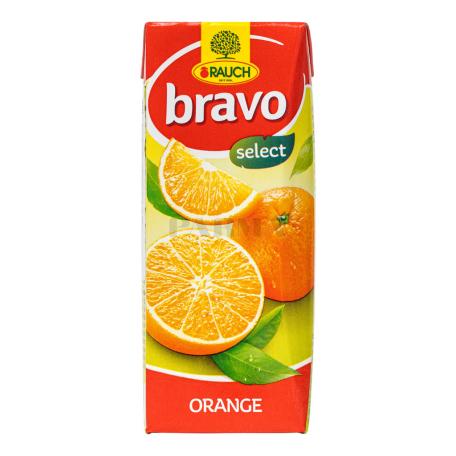 Հյութ բնական «Bravo» նարինջ 200մլ
