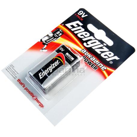 Մարտկոց «Energizer» 9V