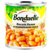 Սպիտակ լոբի «Bonduelle» լոլիկի սոուսով 430գ