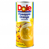 Հյութ բնական «Dole» արքայախնձոր, նարինջ 240գ