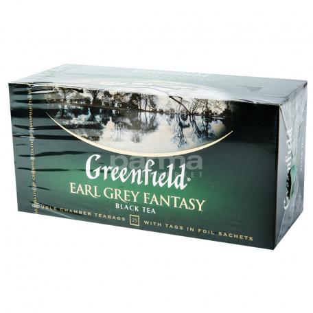 Թեյ «Greenfield Earl Grey» 37.5գ