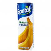 Հյութ բնական «Santal» բանան նեկտար 200մլ