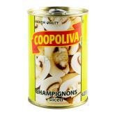 Մարինացված շամպինիոն «Coopoliva» կտրտած 400գ