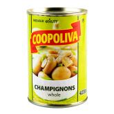Մարինացված շամպինիոն «Coopoliva» ամբողջական 400գ