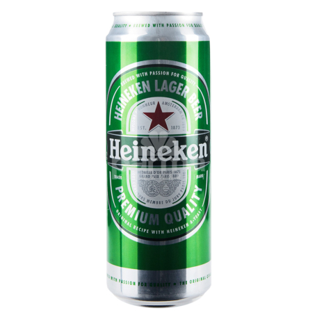 Գարեջուր «Heineken» 430մլ