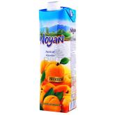 Հյութ բնական «Նոյան» ծիրան 1լ