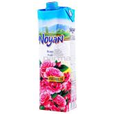 Հյութ բնական «Նոյան» վարդ 1լ