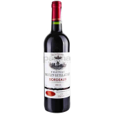 Գինի «Bordeaux Moulin Guillaumat» 750մլ