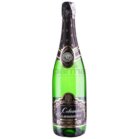 Շամպայն «Սովետական» 750մլ
