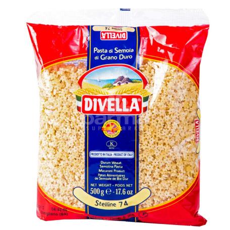 Մակարոն «Divella N74» 500գ