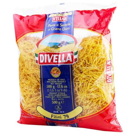 Մակարոն «Divella N79» 500գ