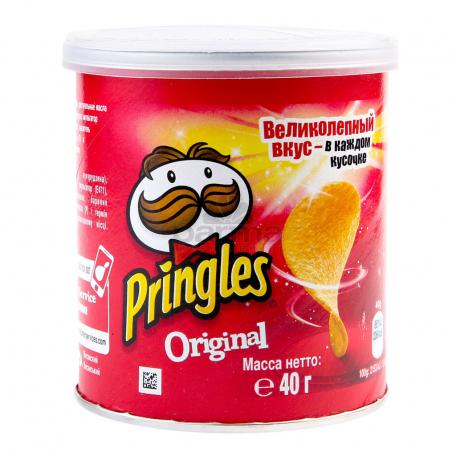 Չիպս «Pringles» 40գ