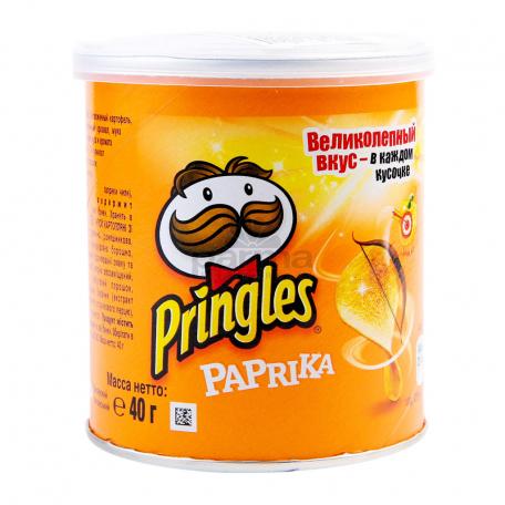 Չիպս «Pringles» պղպեղ 40գ