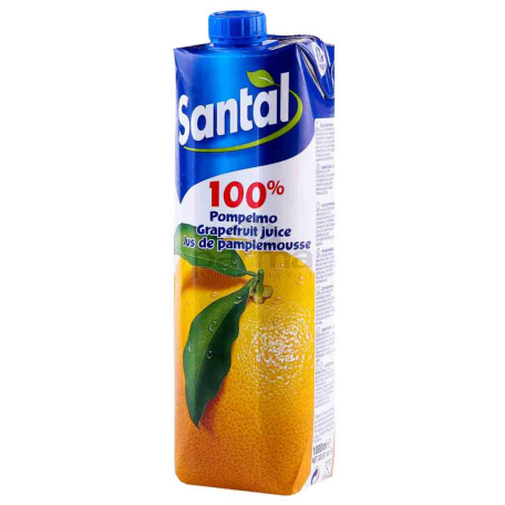 Հյութ բնական «Santal» թուրինջ  1լ
