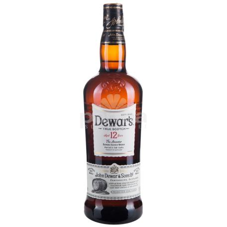 Վիսկի «Dewar`s Reserve» 12տ 1լ