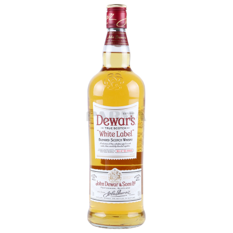 Վիսկի «Dewar՝s White Label» 1լ