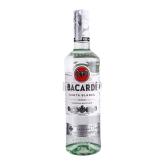 Ռոմ «Bacardi Carta Blanca» 500մլ