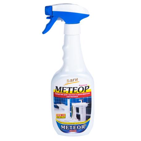 Մաքրող միջոց լոգարանի «Bagi Метеор» 500մլ