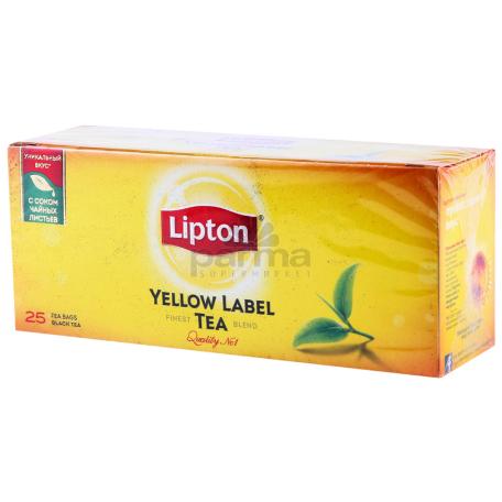 Թեյ «Lipton Yellow Label Tea» 25հ