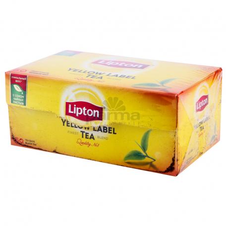 Թեյ «Lipton Yellow Label Tea» 100գ