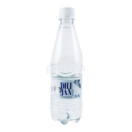 Աղբյուրի ջուր «Դիլիջան» 500մլ