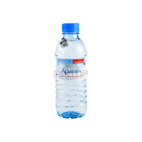 Աղբյուրի ջուր «Ապարան» 330մլ