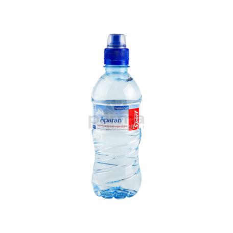 Աղբյուրի ջուր «Ապարան Սպորտ» 330մլ