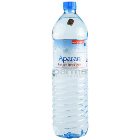 Աղբյուրի ջուր «Ապարան» 1.5լ