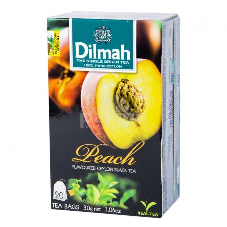 Թեյ «Dilmah» դեղձ 30գ